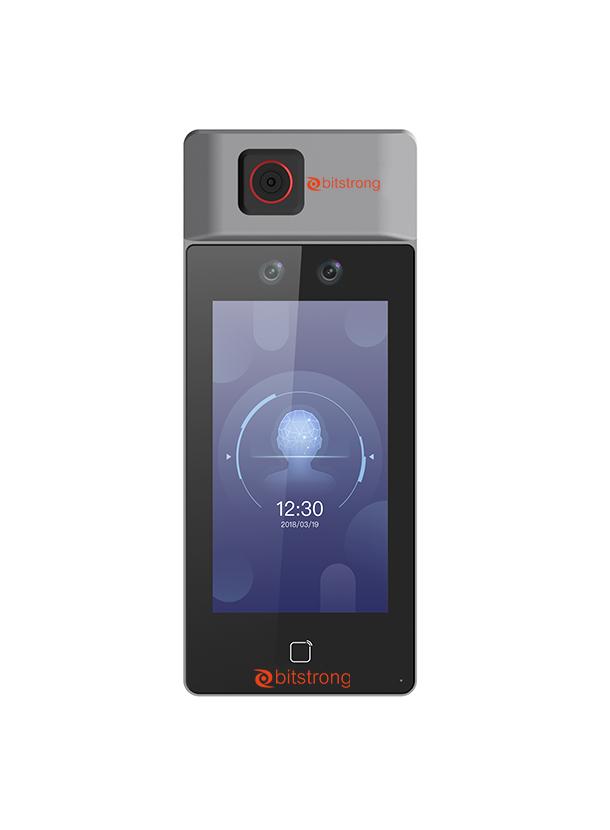 無人検温・顔認識サーモグラフィー カメラ一体型 BS-K1T671TM-3XF